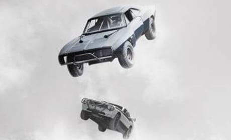 Furious 7 Extended Look: Watch Now & Bring Your Parachute!