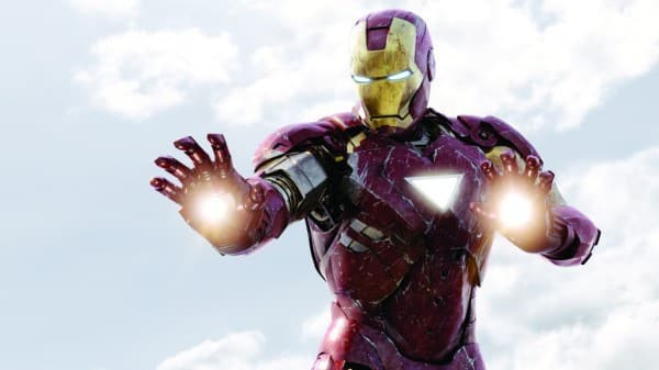 The Avengers: Iron Man