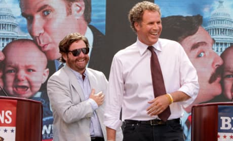 Zach Galifianakis & Will Ferrell on The Campaign Trail