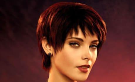 Ashley Greene is Alice Cullen
