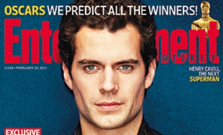 Superman Speaks:  Henry Cavill Talks About New Role