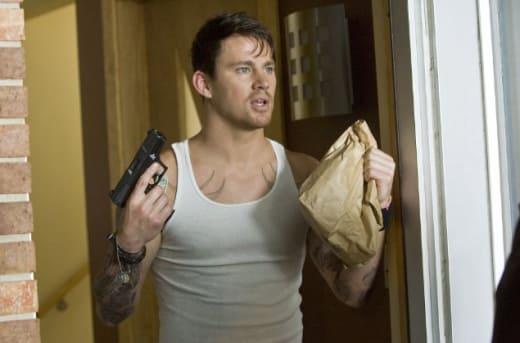 Channing Tatum as Zip
