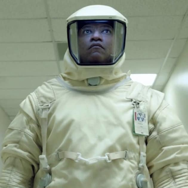 Laurence Fishburne in The Signal