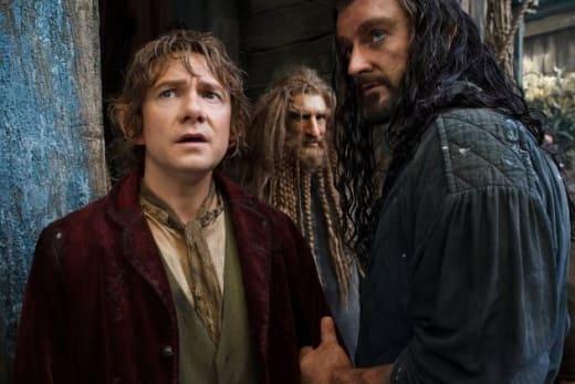 The Hobbit: The Desolation of Smaug Martin Freeman Richard Armitage