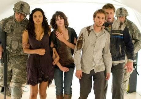 The Cloverfield Gang
