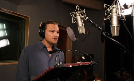 Leonardo DiCaprio Narrates