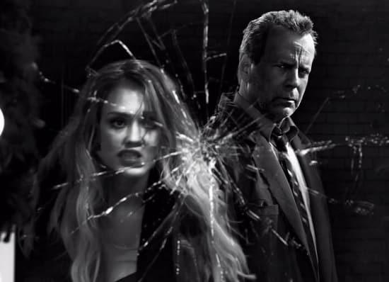 Sin City: A Dame to Kill For Jessica Alba Bruce Willis