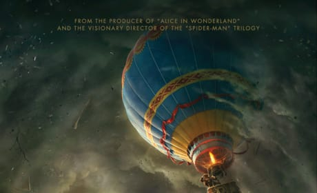 First Poster Revealed for Oz: The Great and Powerful