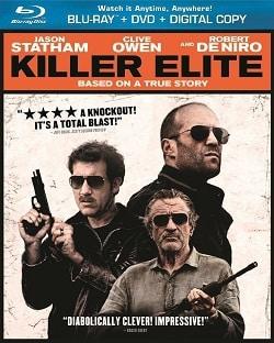 Killer Elite Blu-Ray