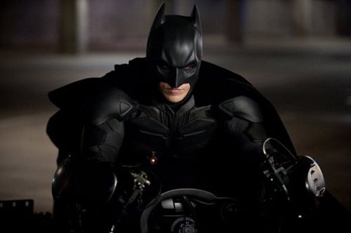 Dark Knight Rises Star Christian Bale