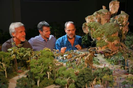 James Cameron Oversees Avatar Park