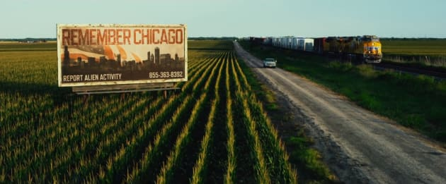 Transformers Age of Extinction Remember Chicago