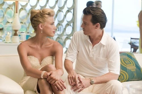 Johnny Depp in The Rum Diary