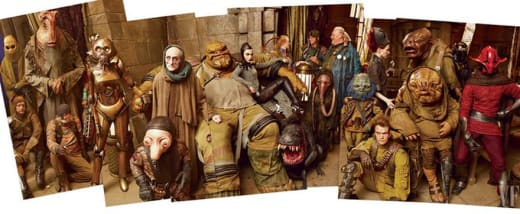 Star Wars The Force Awakens Rogue Gallery