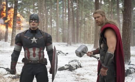 Avengers Age of Ultron Releases 14 Stills: Inside The Avengers Sequel!