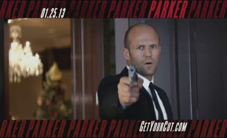 Parker Trailer Drops: Jason Statham Plays Dirty