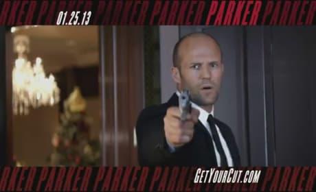 Parker Trailer Drops: Jason Statham Plays Dirty