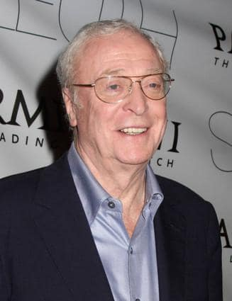 Michael Caine Picture