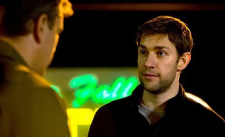 Promised Land: John Krasinski on Double Dating with Matt Damon