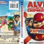 Movie Fanatic on Chipwrecked Blu-Ray Cover