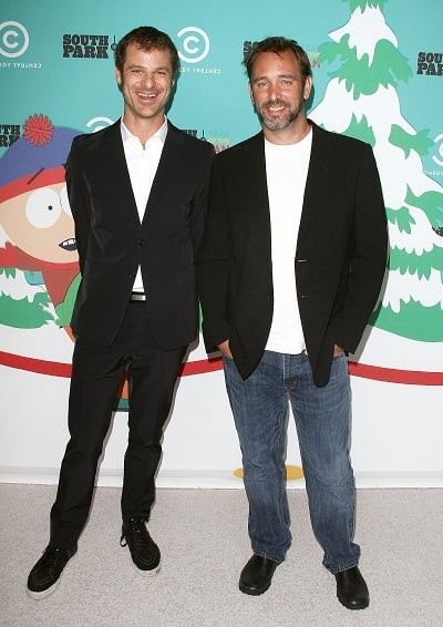 Trey Parker and Matt Stone Picture