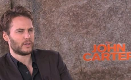 Taylor Kitsch Interview