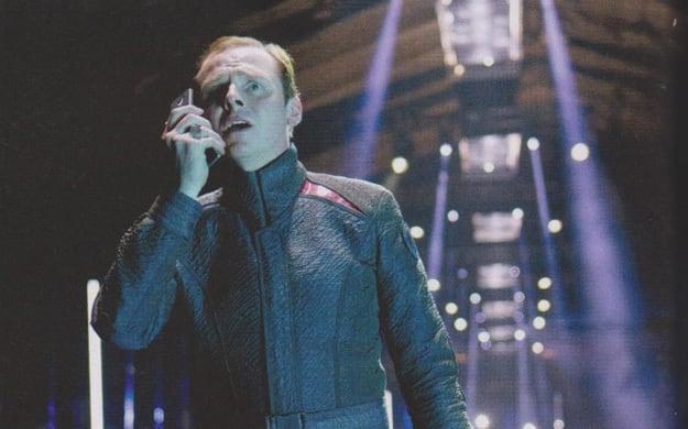 Simon Pegg Star Trek Into Darkness