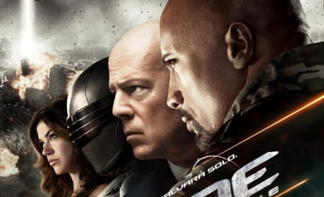 G.I. Joe: Retaliation International Poster - Spanish