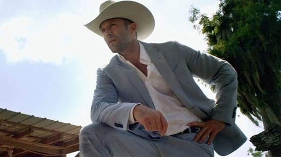 Jason Statham in Parker
