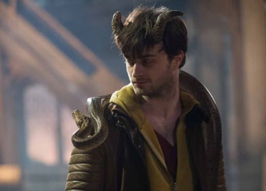 Daniel Radcliffe Horns Still Photo