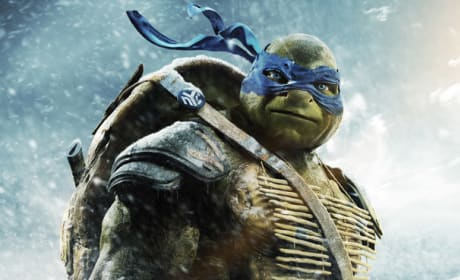 Teenage Mutant Ninja Turtles Leonardo Movie Poster