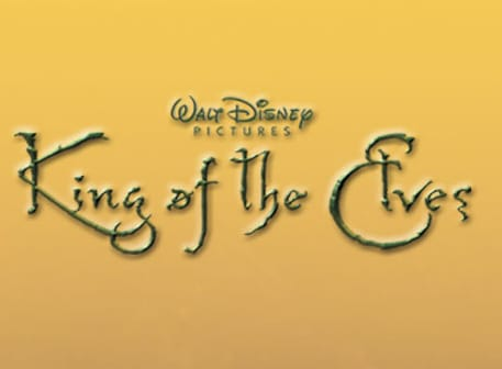 King of the Elves Banner