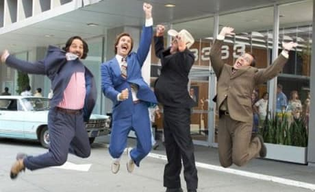 Pretty Much Confirmed: Anchorman 2