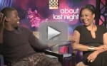 About Last Night Exclusive Regina Hall & Kevin Hart Interview