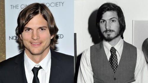 Kutcher as Jobs