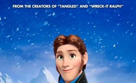 Frozen Duke of Weselton Poster