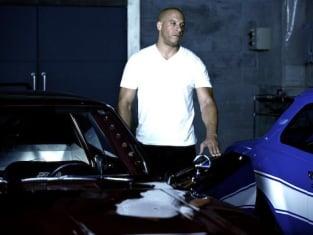 Vin Diesel Fast Six Set Pic