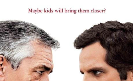 Robert De Niro and Ben Stiller Face off on New Little Fockers Teaser Poster!