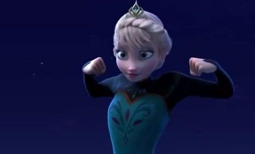 Frozen Elsa Idina Menzel