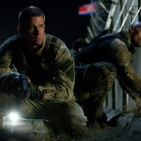 Channing Tatum and Dwayne Johnson in G.I. Joe: Retaliation