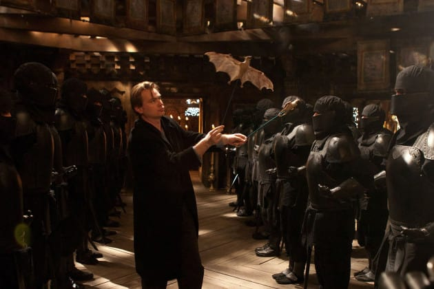 Batman Begins Christopher Nolan