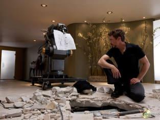 Tony Stark Makes a Mess