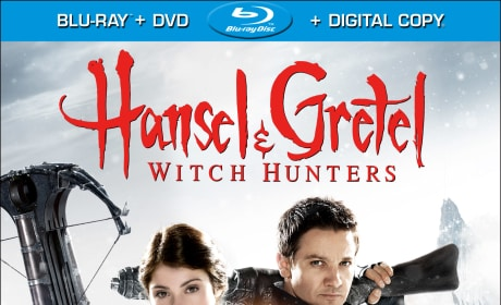 Hansel and Gretel Witch Hunters Giveaway: Win Signed Blu-Ray!