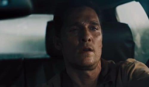 Interstellar Matthew McConaughey