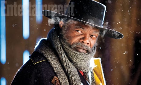 The Hateful Eight Samuel L. Jackson