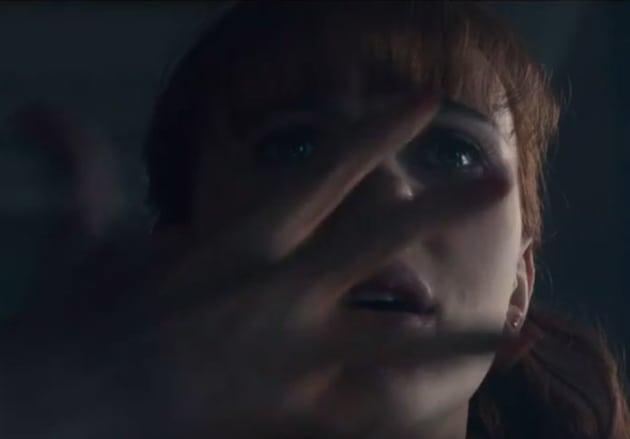 Avengers Age of Ultron Scarlett Johansson Flashback