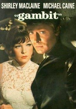 Gambit 1966 Poster