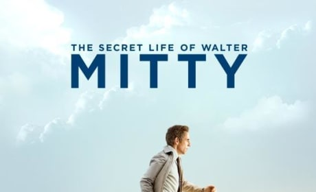 The Secret Life of Walter Mitty Poster: Ben Stiller on Cloud Nine