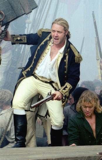Captain Jack Aubrey