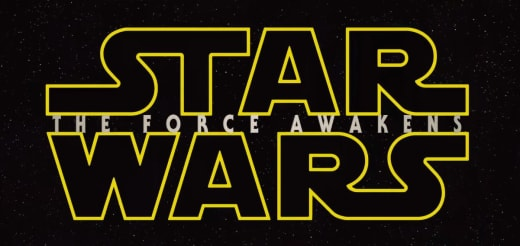 Star Wars: The Force Awakens Title Image